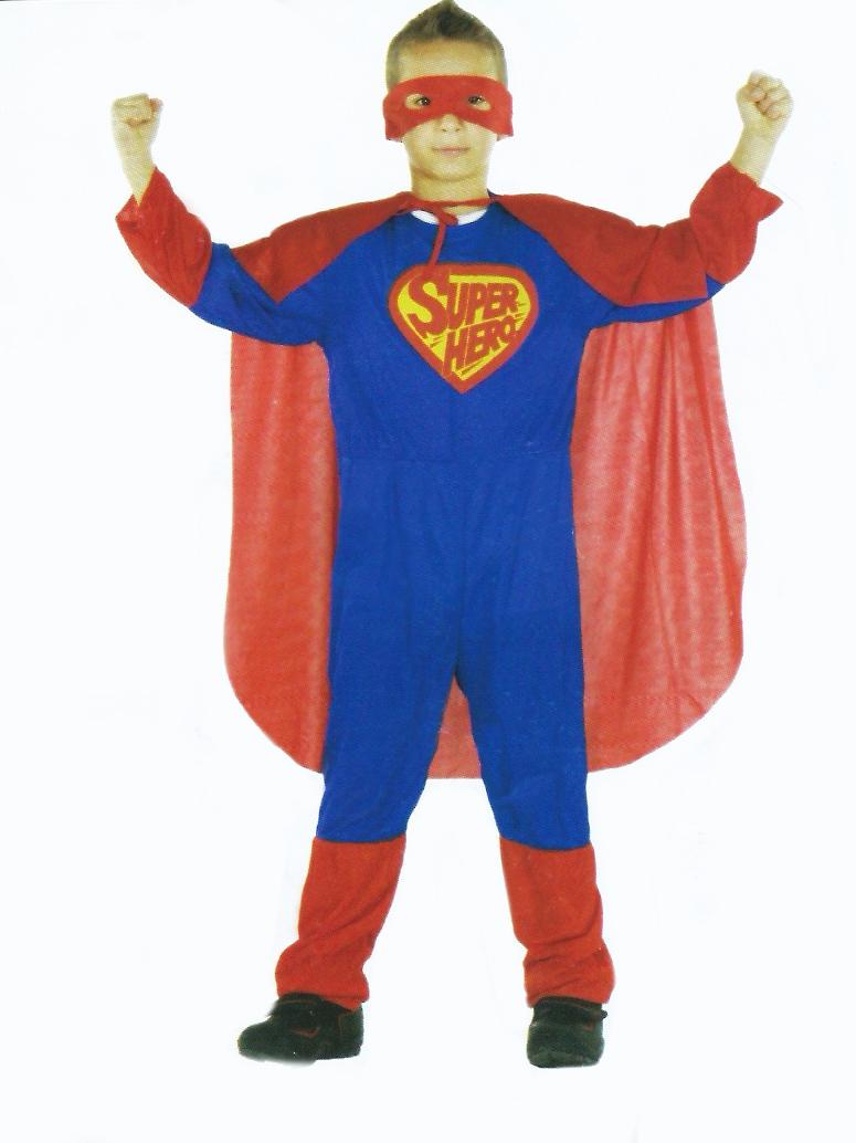 ΑΠΟΚΡΙΑΤΙΚΗ ΣΤΟΛΗ SUPER-HERO